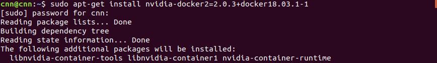 ubuntu 18 04 安装nvidia-docker 教程- 程序员大本营