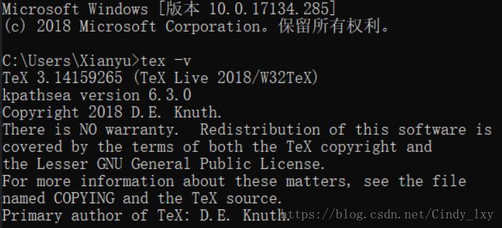 LATEX的安装TeXlive+TeXstudio - 程序员大本营