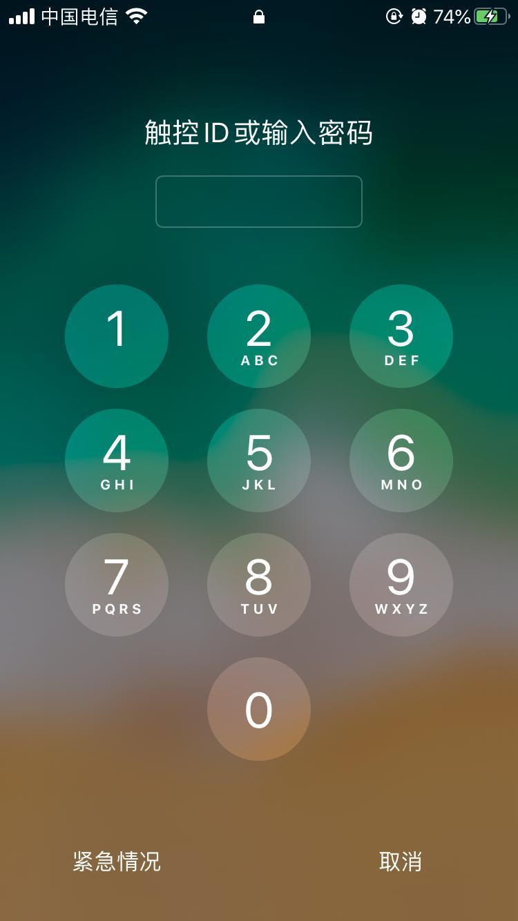 iphone 开机 密码 破解